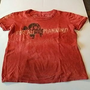 SEVEN FOR ALL MANKIND tee